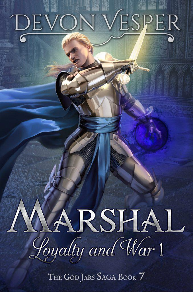 Book Cover: Marshal